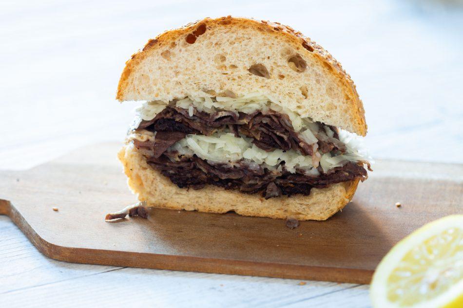 immagini panino con la milza pane ca meusa