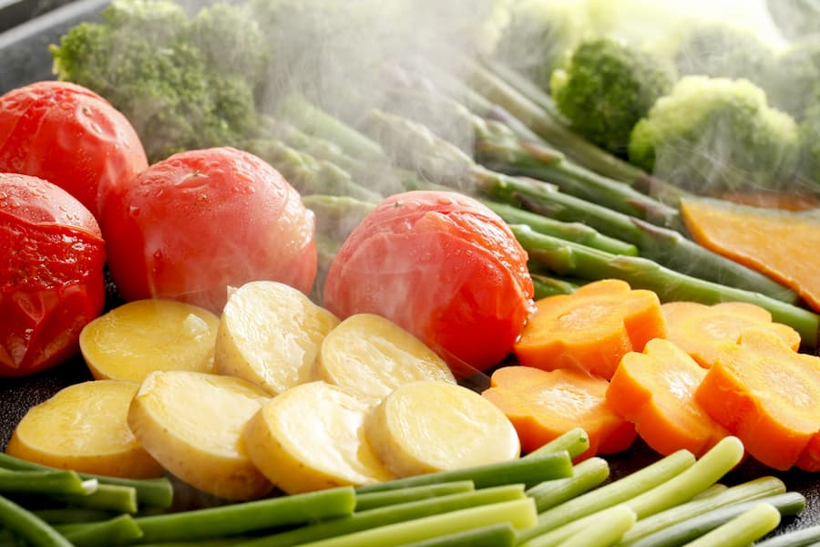 verdure-vapore