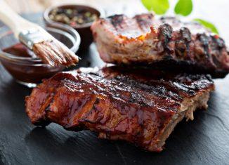 carne di vitello caramellata