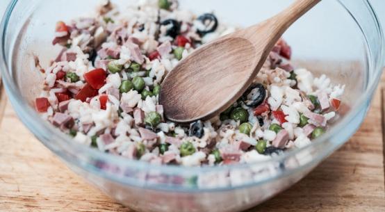 testina-vitello-insalata-riso