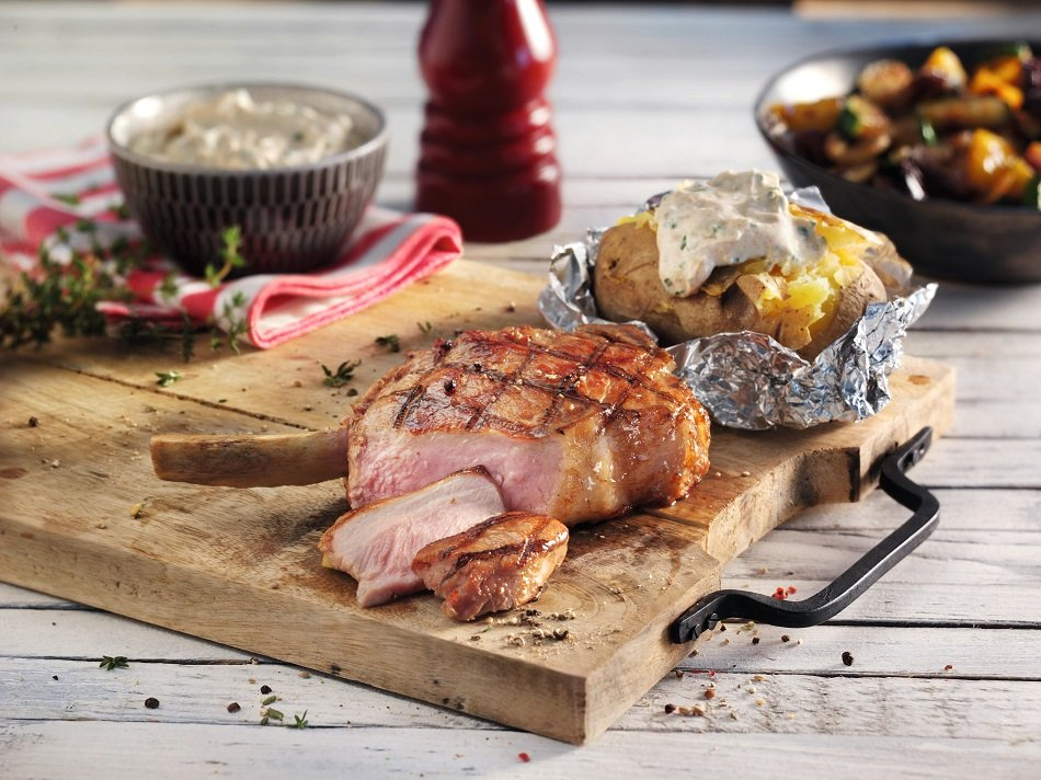 ricetta bistecca tomahawk di vitello