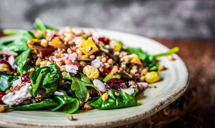 ricette quinoa