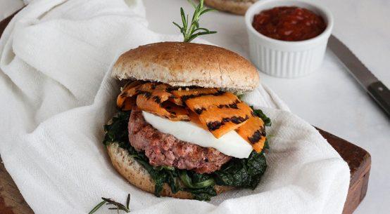 ricetta Hamburger d'autunno
