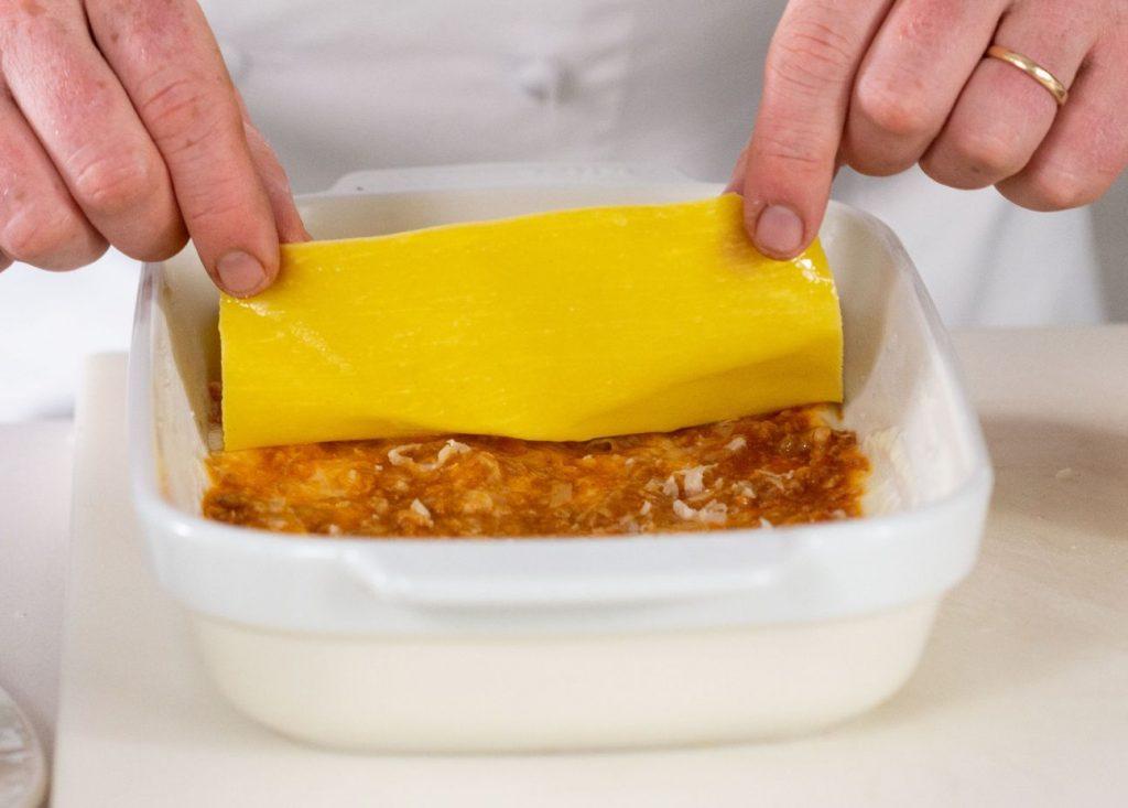 ricetta lasagne