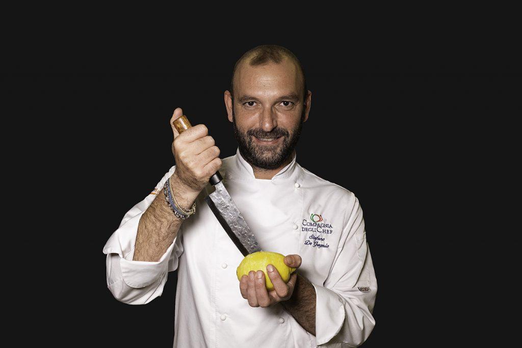Chef Stefano De Gregorio
