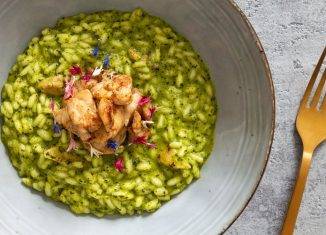 risotto-con-broccoli