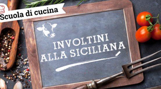 involtini di carne alla siciliana