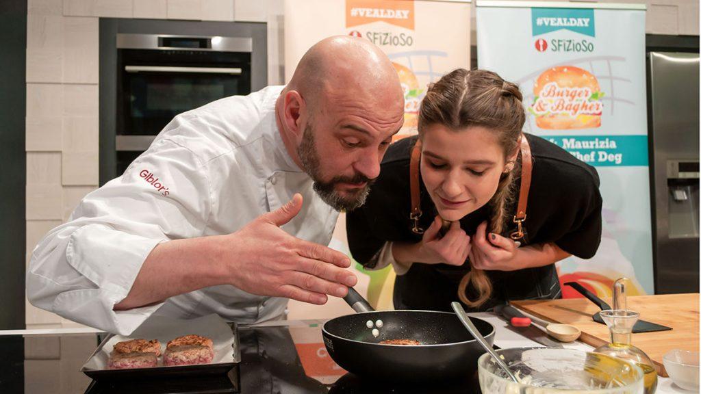 Carlo Molon e Cristina Chirichella