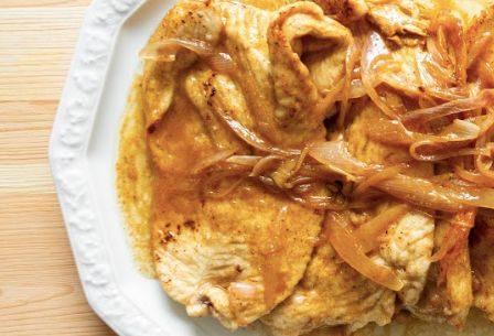 scaloppine al marsala ricetta