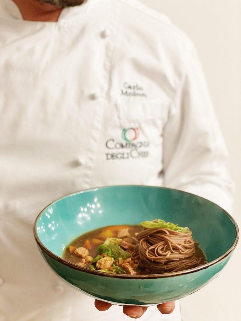 carlo molon ricetta vitello oriental style