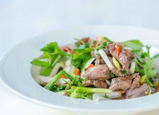 insalata di carne
