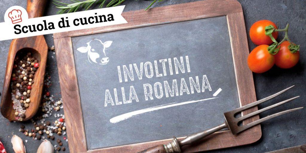 INVOLTINI alla romana