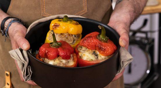 peperoni ripieni ricetta