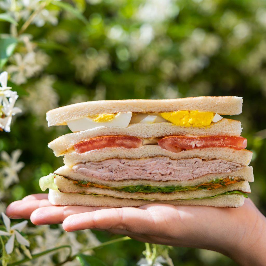 Il Club Sandwich Non Ha Più Segreti Sfizioso It