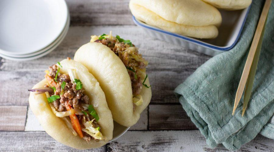 Bao, panini cinesi al vapore