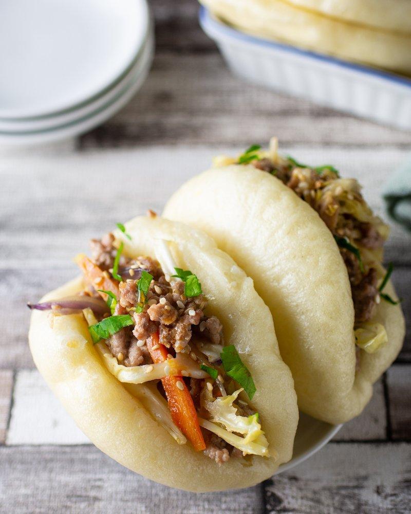 panini cinesi al vapore ricetta