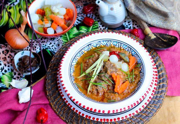 zuppa indonesiana ricetta