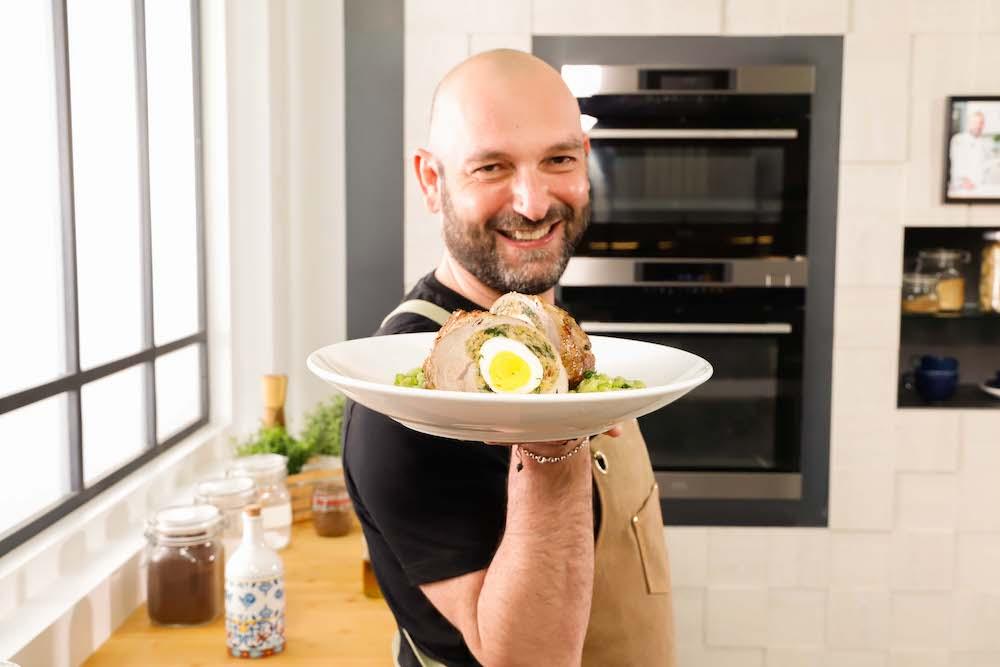 Tasca ripiena ricetta chef deg