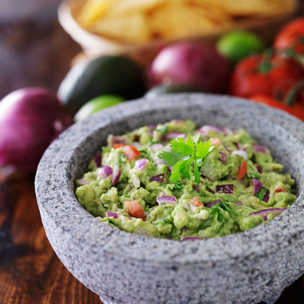 guacamole-ricetta