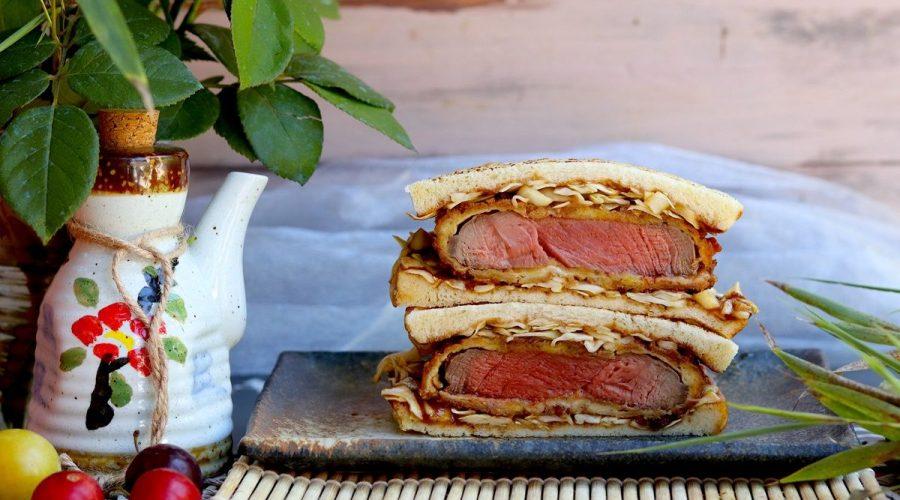 Katsu sando: ricetta del panino giapponese con la cotoletta